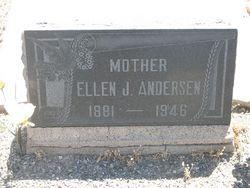Ellen Josephine <i>Robertson</i> Andersen