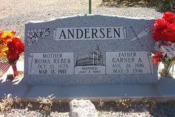 Roma <i>Reber</i> Andersen
