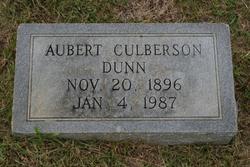 Aubert Culberson Dunn
