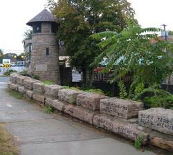 Founders Cemetery Memorial Site