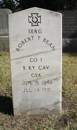 Sgt Robert T. Bean