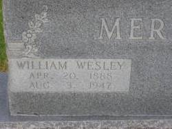 William Wesley Merrell