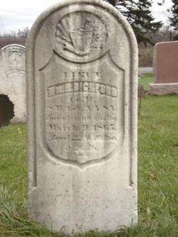 Lieut William H. Bickford