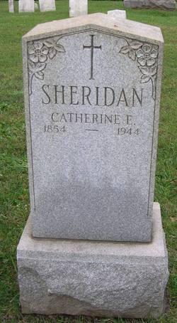 Catherine F Sheridan