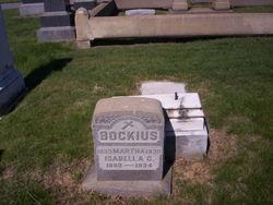 Isabella C Bockius