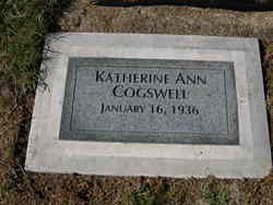 Katherine Ann Cogswell
