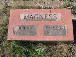 John R Magness