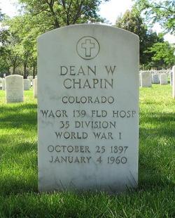 Dean William Chapin
