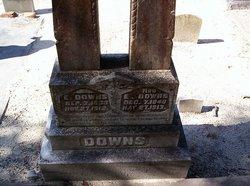 Edna Josephine <i>Pate</i> Downs