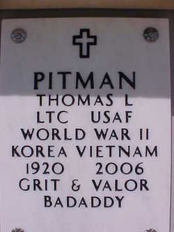 Thomas Leland Pittman