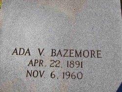 Ada V. Bazemore