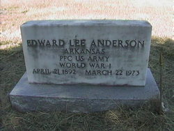 Edward Lee Anderson