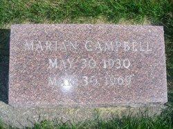 Marian Susan Campbell