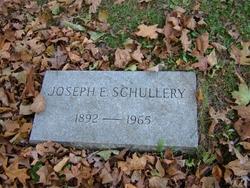 Joseph Edward Schullery