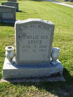 Billie Sue Bryce