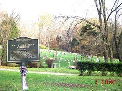 Saint Philomena Church Cemetery