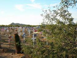 San Xavier Cemetery