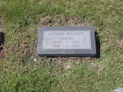 George Fellows Adams