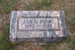 Asa G. Busby