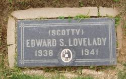Edward S. Scottie Lovelady