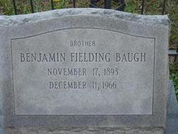 Benjamine Fielding Baugh