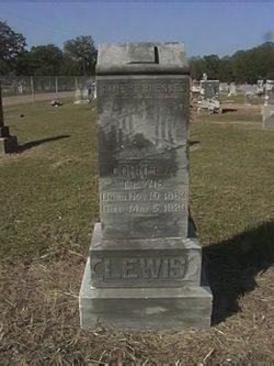 Cornelia Lewis