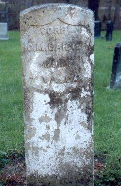 Corp Cumberland M. Barker