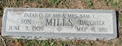 Infant Son Mills
