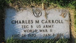 Charles Miles Carroll