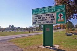 New Harmony Missionary Baptist Church Cemetery