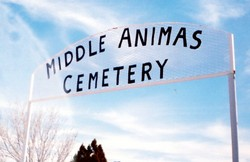 Middle Animas Cemetery