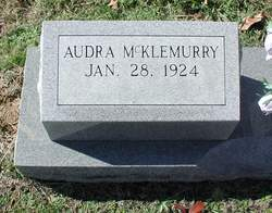 Audra Mae <i>McKlemurry</i> Fly