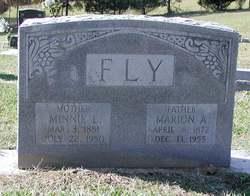 Minnie Lou <i>Chancellor</i> Fly