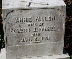 Annie <i>Fallon</i> Farrell