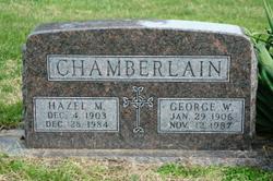 Hazel Mae <i>Wheeler</i> Chamberlain
