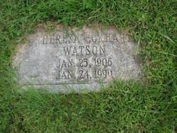 Theresa <i>Eckhart</i> Watson