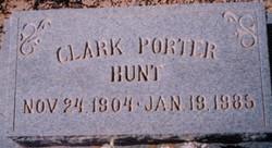 Clark Porter Hunt