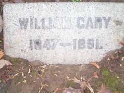 William Cary