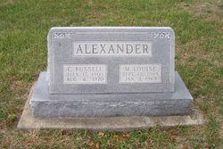 C. Russell Alexander