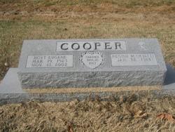 Regina M <i>Myatt</i> Cooper