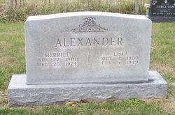 Leta Alexander