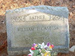 William T Case, Sr