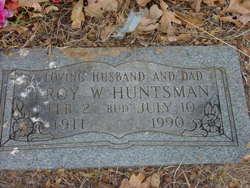 Leroy W Bud Huntsman