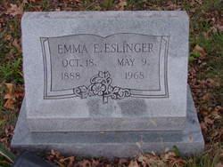 Emma E. Eslinger