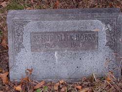 Bessie Alma Hobbs
