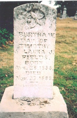 Burtha W. Fields