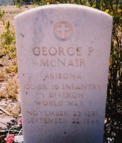 George P. McNair