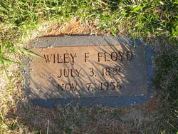Wiley Franklin Floyd