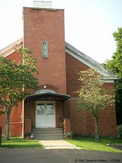 Martinsburg Presbyterian Cemetery