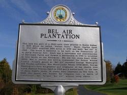 Bel Air Plantation Cemetery